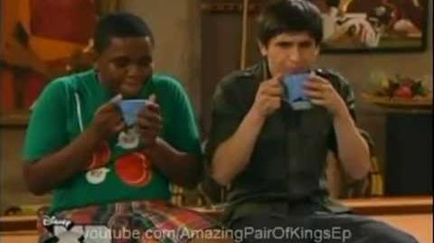Pair Of Kings - How I Met Your Brother (funny moments)