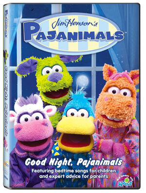 GoodNightPajanimals