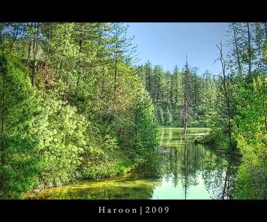 File:Banjosa Lake - HDR.jpg