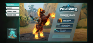 Store interface Featured