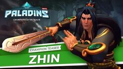 Paladins - Champion Teaser - Zhin, The Tyrant