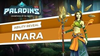 Paladins - Inara - Ability Reveal