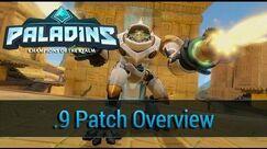 Paladins - Patch 0