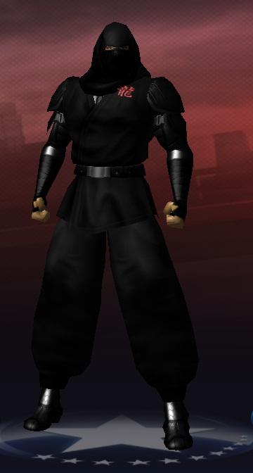 Hebemi Arashikage (Silent Master)