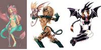 Dragon-Girl R.C.C.:
