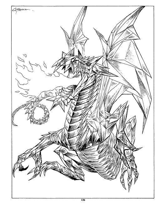 Zaayr Crystal Dragon R.C.C.