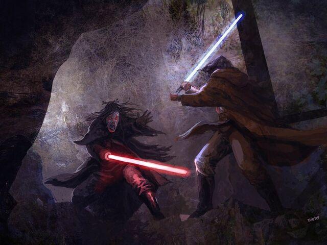 File:Jedi vs Sith by weaselpa.jpg