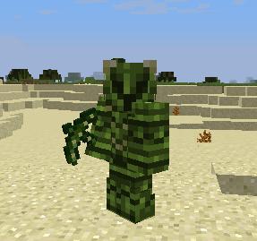 Cactus Armor ss