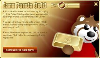 Earn-pandanda-gold