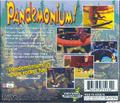 Pandemonium box cover ps1 back