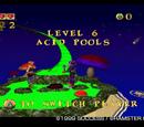 Acid Pools