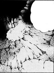 Gaint hole