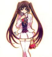 Shy Alice