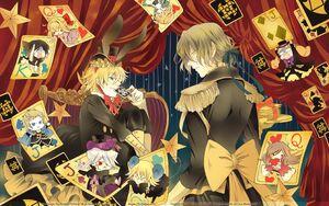 Gil in Wonderland cover