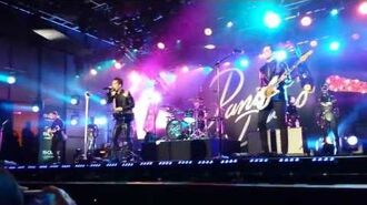 Panic! at the Disco - Vegas Lights (Jimmy Kimmel Live)