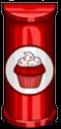 Red velvet syrup
