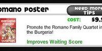 Romano Poster