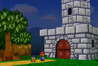 Goomba kings fortress