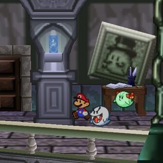 Boo's Mansion