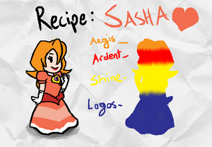 RecipeSasha