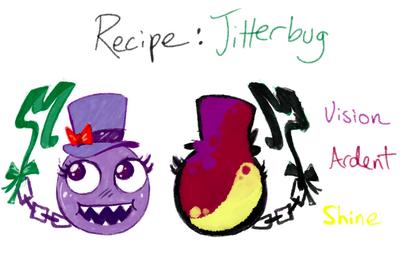 Recipe-jitterbug