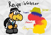Websterrecipe