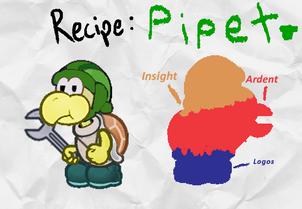 PipetRecipe