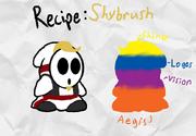 ShybrushRecipe