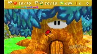 Wise Wisterwood Clip tutorial - Paper Mario