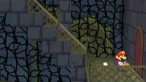 Chapter 8 Wooden Wheel Skip (Paper Mario TTYD Glitch)