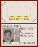 Impor passport open