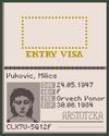 Arstotzka passport open