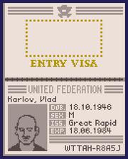Unitedfed passport open