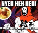 PAPYRUS IS COOL