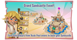 SandCastle-start en