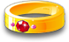 Golden ring large