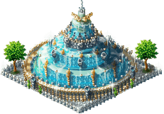 Tefida fountain