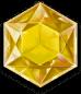 Yellow gem 4 large