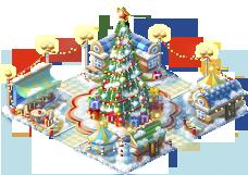 Xmas christmas tree