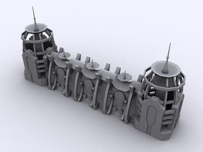AKoC Power Wall