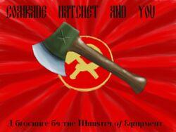 SovietHatchet