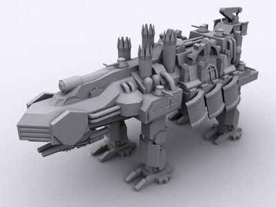 OotT Cataphract (Official)