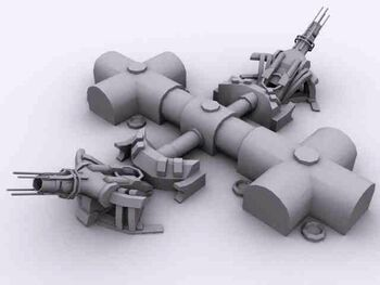 AKoC Torpedo Turret