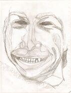 Creepy Neil sketch june 21