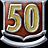 V badge Level50Badge