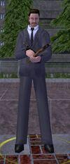 Detective Jose Brogan