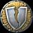 V badge TakenDamageBadge