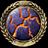 Badge villain magmite