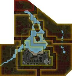 Map Croatoa