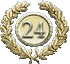 Badge vr months 024